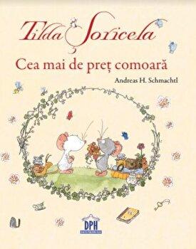 Tilda soricela cea mai de pret comoara/Andreas H. Schmachtl
