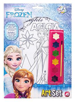 Art Set Carte de colorat - Frozen poza