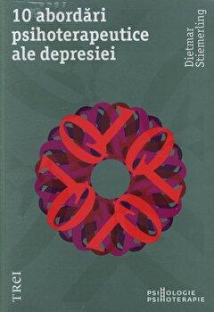 10 abordari psihoterapeutice ale depresiei/Dietmar Stiemerling imagine elefant 2021
