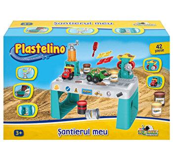 Plastelino - Set Santierul meu