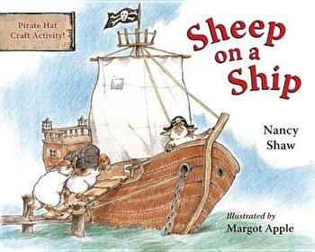 Sheep on a Ship, Hardcover/Margot Apple