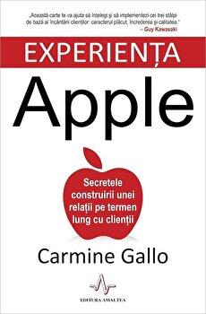 Experienta Apple/Carmine Gallo imagine