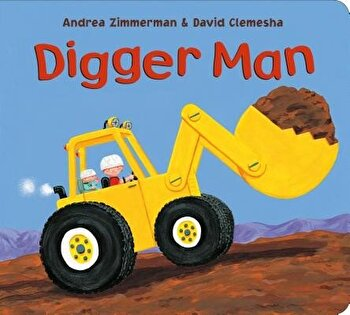 Digger Man, Hardcover/Andrea Zimmerman imagine