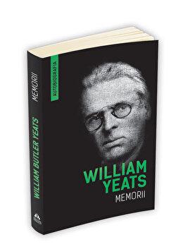 Imagine Memorii (autobiografia) - william Butler Yeats