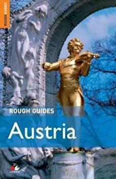 Rough Guides. Austria/J. Bousfield imagine elefant.ro 2021-2022