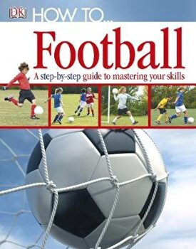 How To...Football, Hardcover/*** poza cate