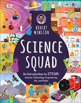 Science Squad, Hardcover/*** poza cate