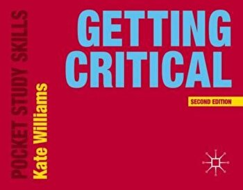 Getting Critical, Paperback/Kate Williams image0