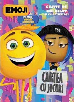 Emoji - cartea cu jocuri/***