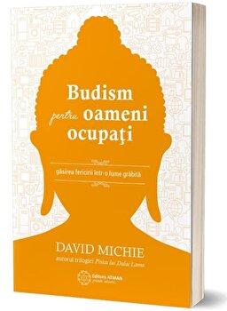 Budism pentru oameni ocupati/David Michie poza cate