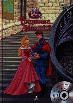Frumoasa Adormita. Carte cu CD audio/***