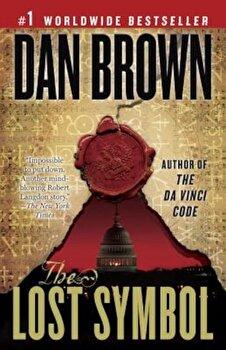 The Lost Symbol, Paperback/Dan Brown poza cate