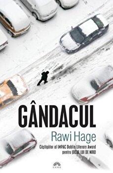 Gandacul/Rawi Hage imagine elefant 2021