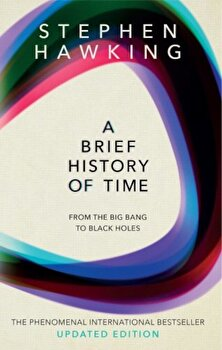 Brief History Of Time/Stephen Hawking poza cate