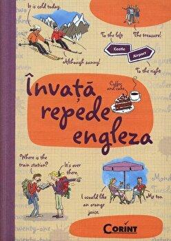 Invata repede engleza/Luiza Gervescu imagine elefant.ro 2021-2022