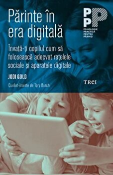 Imagine Parinte In Era Digitala - Invata-ti Copilul Cum Sa Foloseasca Adecvat