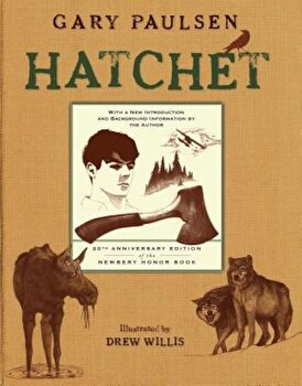 Hatchet, Hardcover/Gary Paulsen poza cate