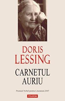 Carnetul auriu-Doris Lessing imagine