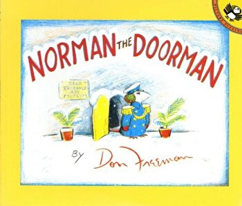 Norman the Doorman, Paperback/Don Freeman poza cate