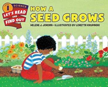 How a Seed Grows, Paperback/Helene J. Jordan poza cate