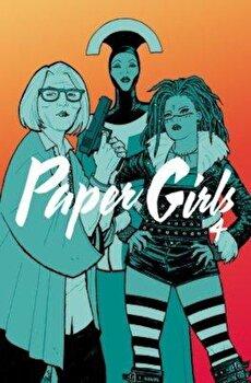 Paper Girls Volume 4, Paperback/Brian K Vaughan image0