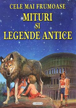Cele mai frumoase mituri si legende antice/*** imagine elefant.ro 2021-2022