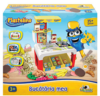 Plastelino - Set Bucataria mea