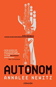 Autonom/Annalee Newitz
