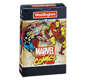 Carti de joc Waddingtons Marvel Retro