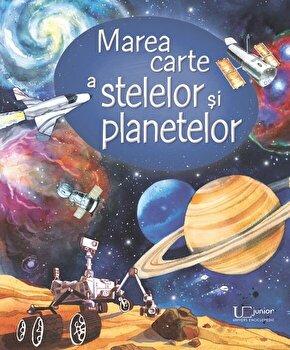 Marea carte a stelelor si planetelor/Usborne