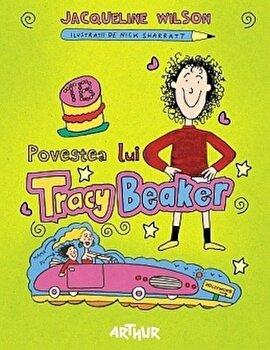 Povestea lui Tracy Beaker/Jacqueline Wilson