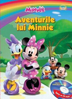 Aventurile lui Minnie. Carte cu CD audio/***