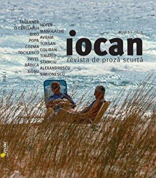 Coperta Carte Iocan - revista de proza scurta. Anul 1
