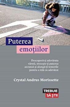 Puterea emotiilor/Crystal Andrus Morissette imagine elefant 2021