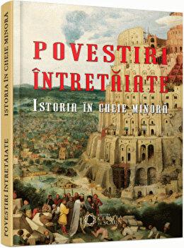 Povestiri intretaiate. Istoria in cheie minora/Ovidiu Cristea (coord.)