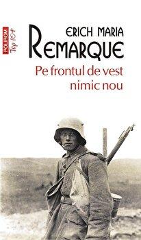 Imagine Pe Frontul De Vest Nimic Nou (editie Buzunar) - erich Maria Remarque