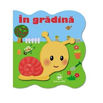 In Gradina. Carte Cartonata/***