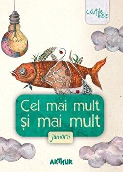 Juniorii: cel mai mult si mai mult/Liviu Papadima