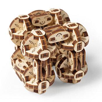 Puzzle 3D - Model Flexi-cubus, 144 piese