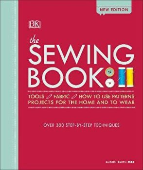 Sewing Book, Hardcover/*** poza cate