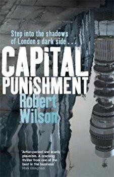 Capital Punishment, Paperback/Robert Wilson image0