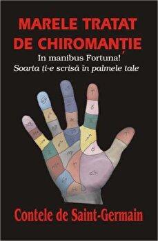 Marele tratat de chiromantie/Contele de Saint-Germain