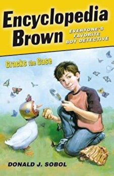Encyclopedia Brown Cracks the Case, Paperback/Donald J. Sobol poza cate