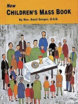 New Children's Mass Book, Hardcover/Basil Senger poza cate