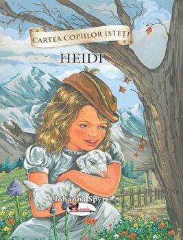Cartea Copiilor Isteti - Heidi/***