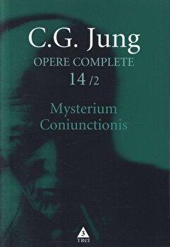 Opere complete. Vol. 14/2: Mysterium Coniunctionis. Cercetari asupra separarii si unirii contrastelor sufletesti in alchimie/Carl Gustav Jung imagine elefant 2021