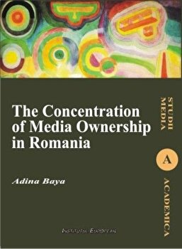 The Concentration of Media Ownership in Romania/Adina Baya imagine elefant 2021
