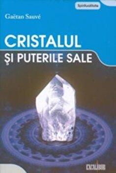 Coperta Carte Cristalul si puterile sale