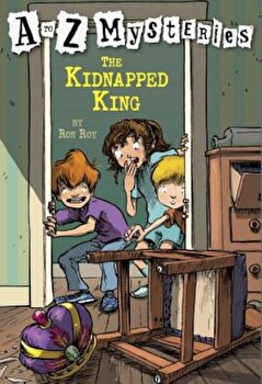Kidnapped King, Paperback/Ron Roy poza cate