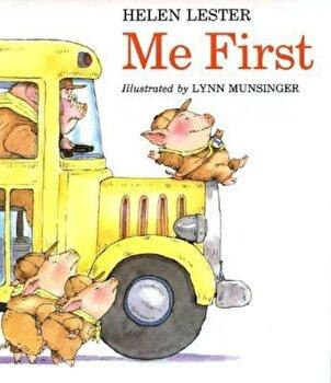 Me First, Paperback/Helen Lester imagine